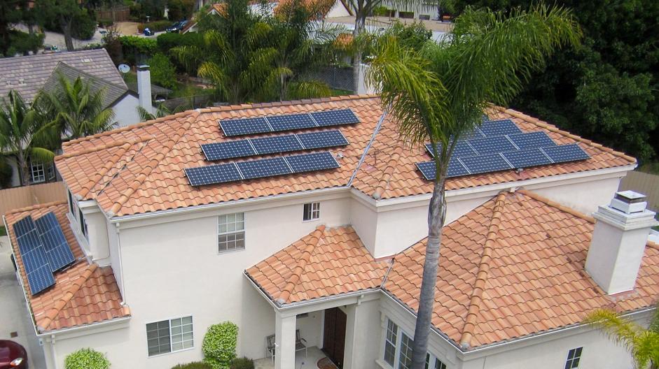 san diego county solar la costa installation